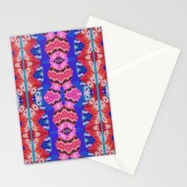 Pineal 3rd Eye Groove Mind Dance Soul Print Stationery Cards