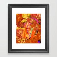 spaceflowerss Framed Art Print