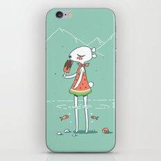 Summer Bear iPhone & iPod Skin