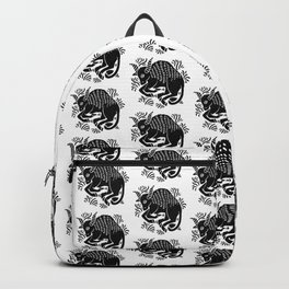 taurus zodiac Backpack