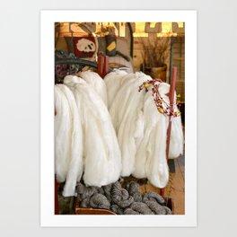 Wooly Dreams Art Print