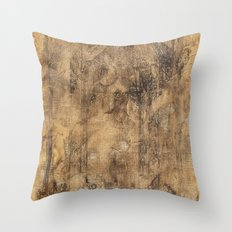 Ironworks of Old Throw Pillow