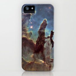 The Pillars of Creation iPhone Case