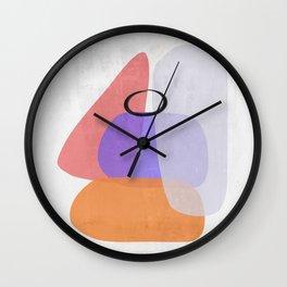 INKA  #society6 #buyArt #decor Wall Clock