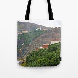 Frigiliana Andalusia Spain Tote Bag