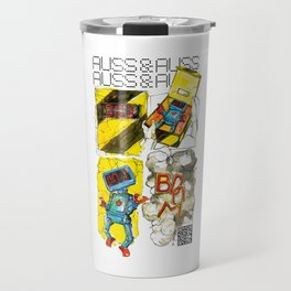 AUSS & AUSS - SEASON 1: THE GIFT - BOOM! Travel Mug