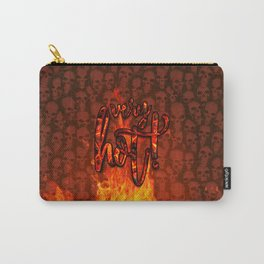 Very Hot! Carry-All Pouch
