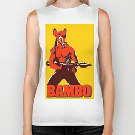 The Awesome BAMBO Biker Tank
