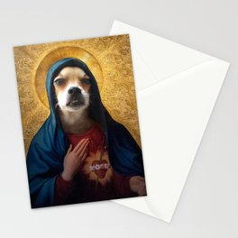 The Hairy Virgin Stationery Cards