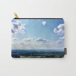 Aerial view of Gettysburg, PA   Landscape photography Carry-All Pouch