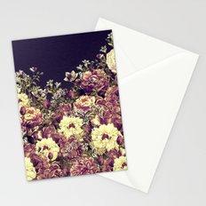Vintage Garden 6 (Roses & Lavenders) Stationery Cards