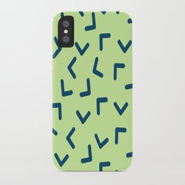 The Minted Angle iPhone Case
