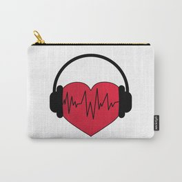Music of love Carry-All Pouch