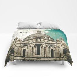 Sacré-Coeur Basilica Comforters