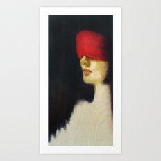 Mina Art Print