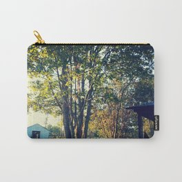 Tree in the Light Carry-All Pouch