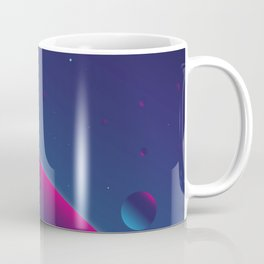 Meanwhile in a parallel universe Coffee Mug