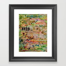 Release is Bittersweet Framed Art Print