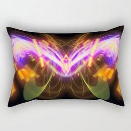 I'm Not An Angel Rectangular Pillow