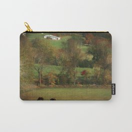 Autumn in the Country Carry-All Pouch