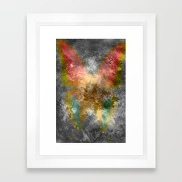 Color Fall Framed Art Print