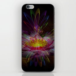 Abstract in perfection 95 iPhone Skin