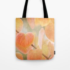 Fading Hearts Tote Bag