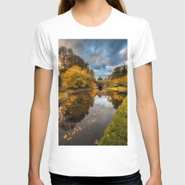Chirk Canal Autumn T-shirt