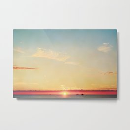 margate sunset 567 Metal Print