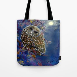 Web Wardrobe FOr Owl Parties Tote Bag