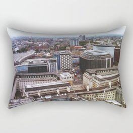 Londonscape Rectangular Pillow