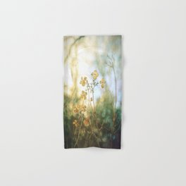 Forest Flowers Hand & Bath Towel