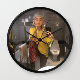 Kehlani 18 Wall Clock