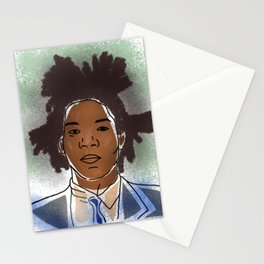 Jean michel Stationery Cards