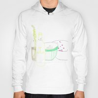 periodic table Hoodies featuring table by Pola Popova