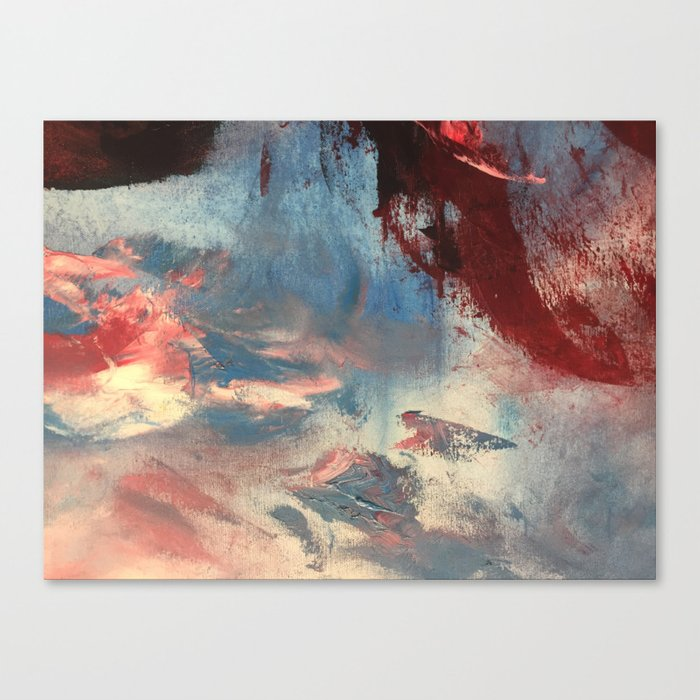 Calamity Canvas Print