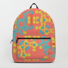 """Aurora"" series #10 Backpack"