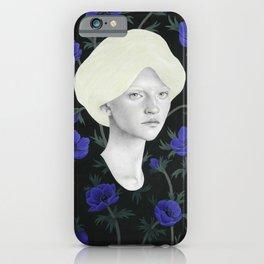 Anémona iPhone Case