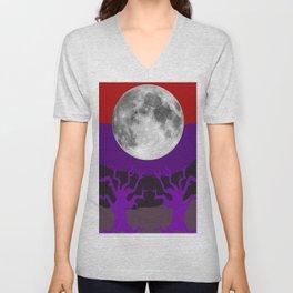 Moonlight Unisex V-Neck
