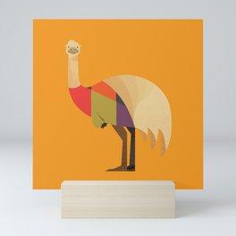 Emu Mini Art Print