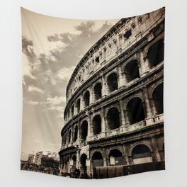 Il Colosseo Wall Tapestry