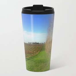 Grapevines  Travel Mug