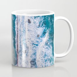 Natural swimming pool Coffee Mug