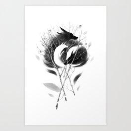 Chardon Art Print