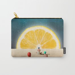 Desert Moonlight Meditation Carry-All Pouch