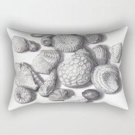 Fossils Rectangular Pillow