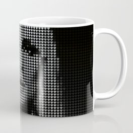 Heart of... (Black version) Coffee Mug