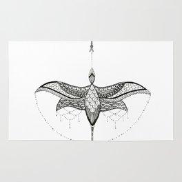 MicroraptorS Rug