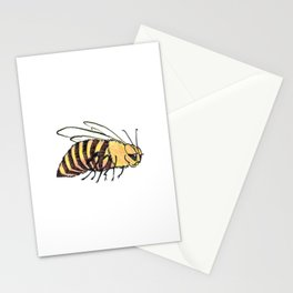 Chubby Bee Stationery Cards