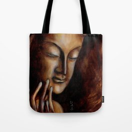Face of Mercy No. One Tote Bag